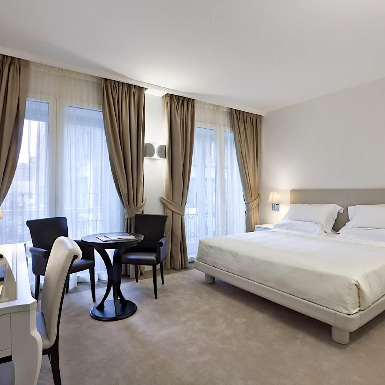 Executive Room | Maison Milano