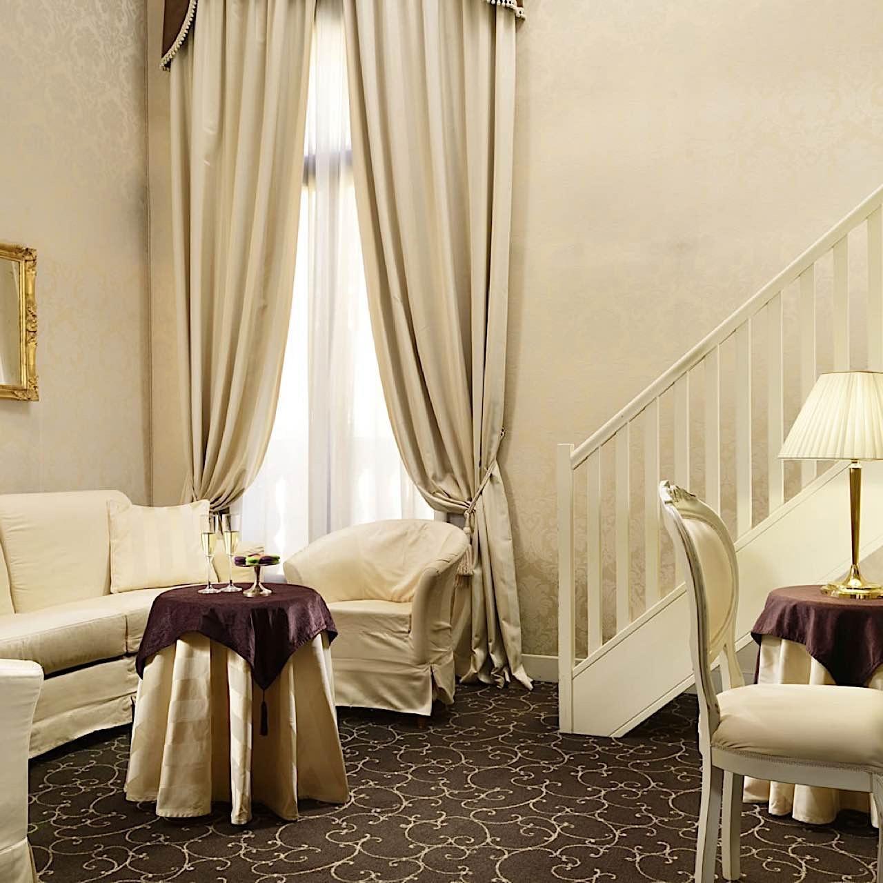 Living Room | Maison Venezia