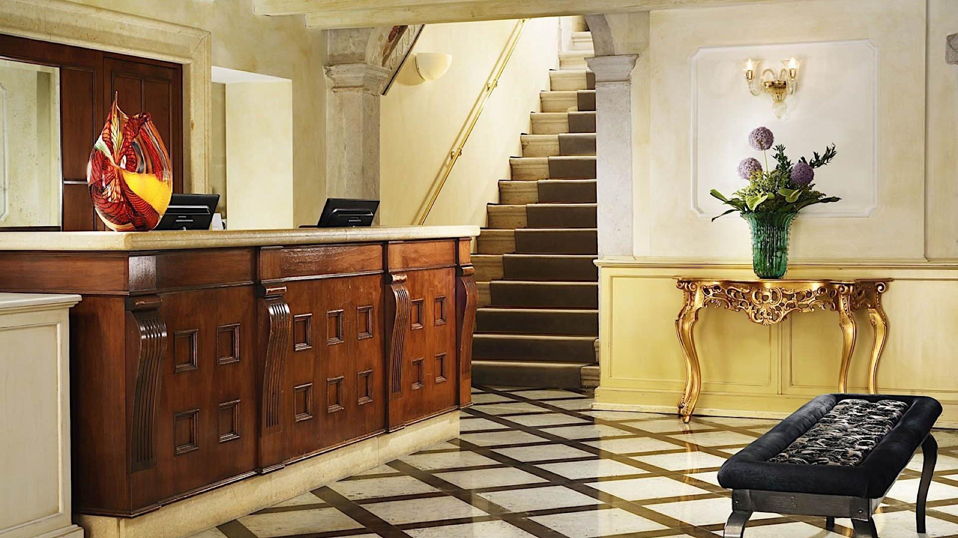 Reception | Maison Venezia