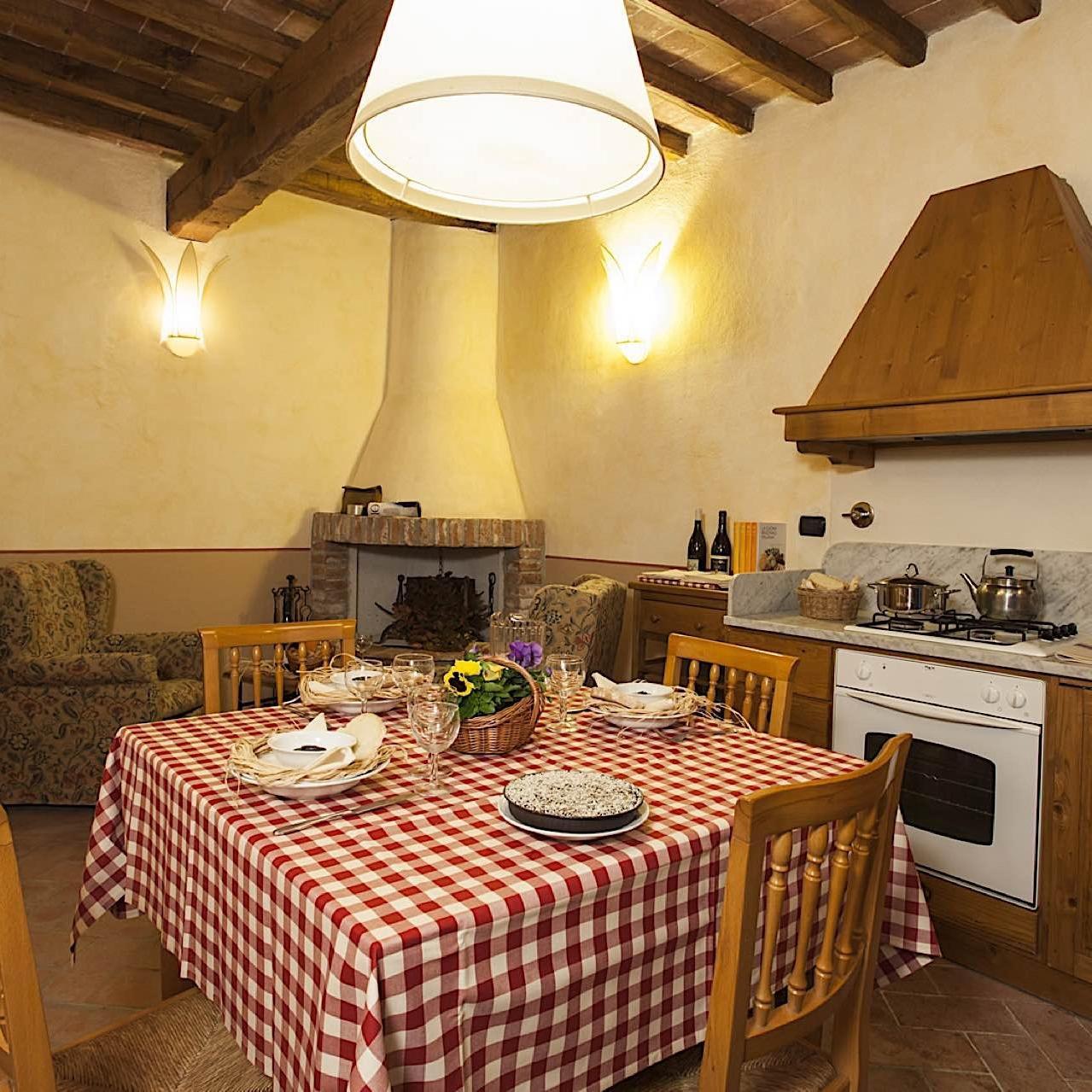 Kitchen   Fattoria Santo Stefano