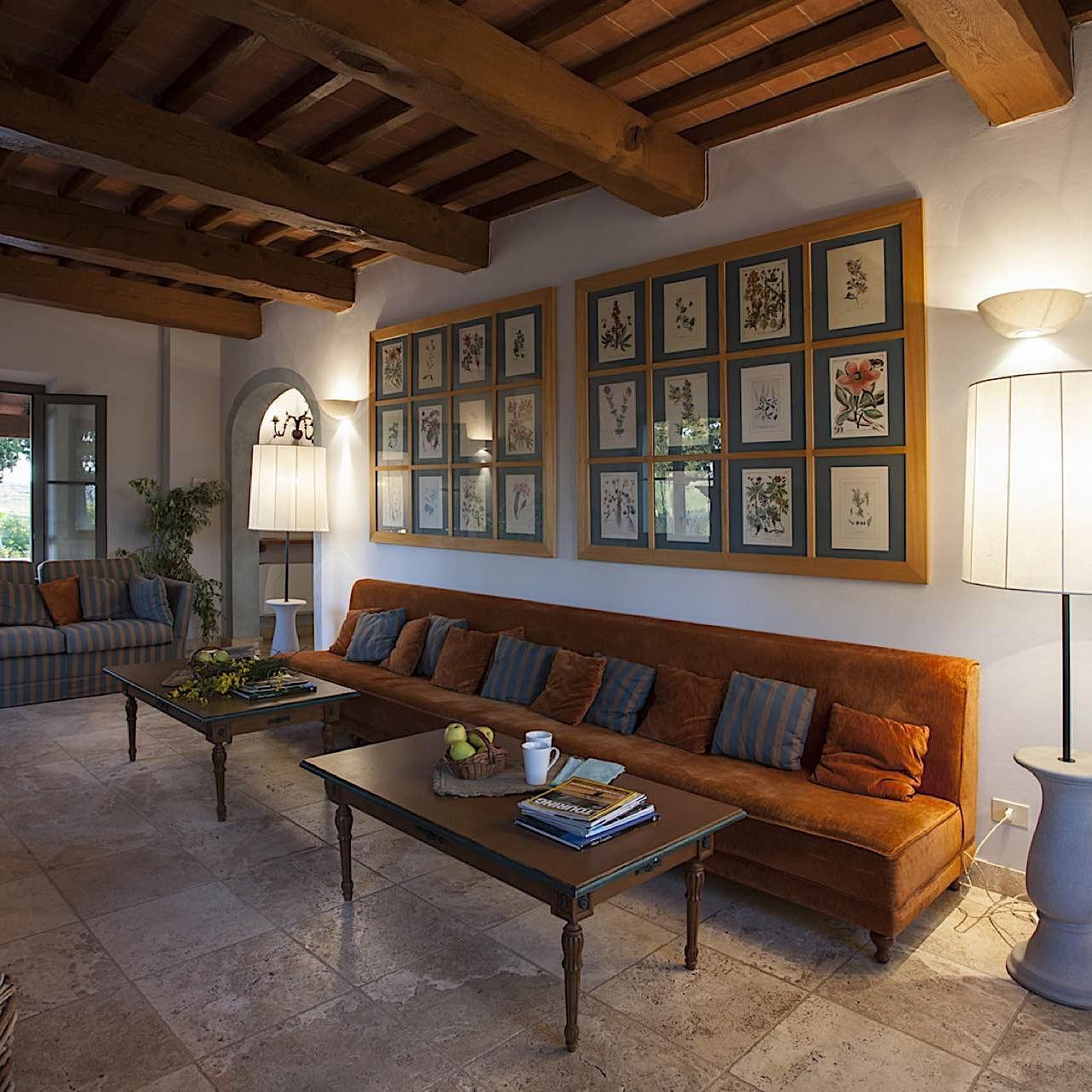 Living Room   Fattoria Santo Stefano