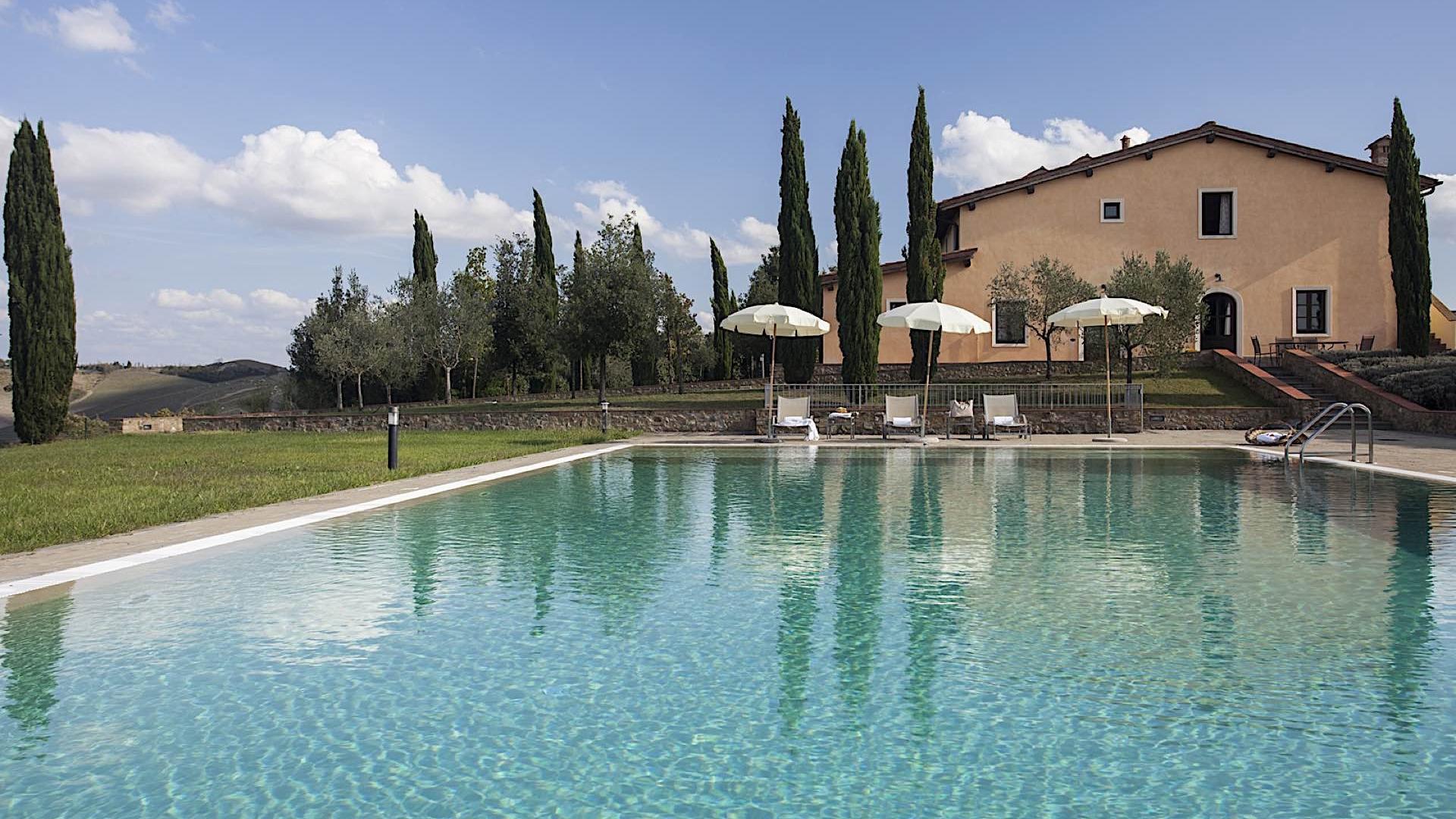 Pool   Fattoria Santo Stefano