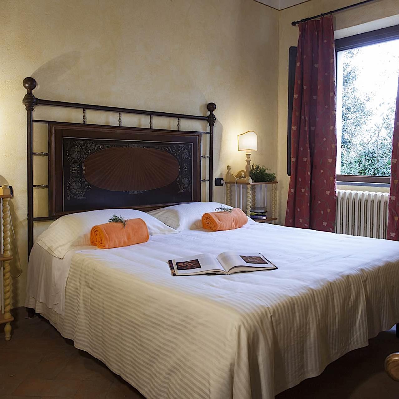 Two bedroom   Fattoria Santo Stefano