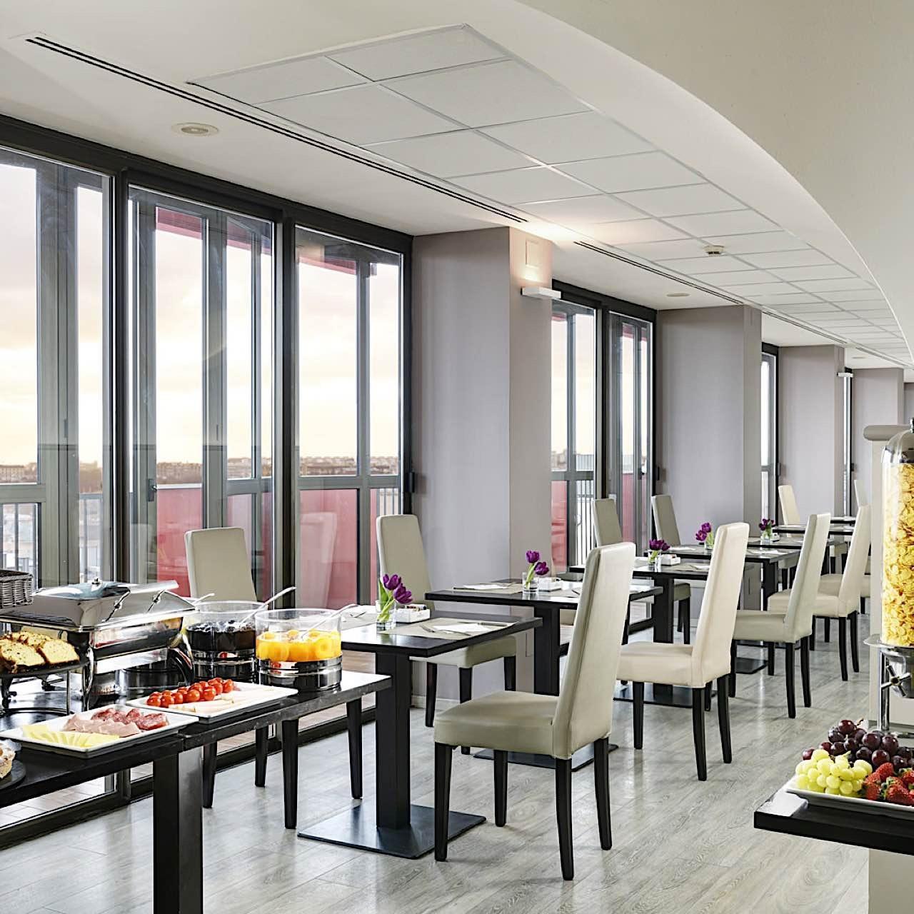 Breakfast Room | Contessa Jolanda Hotel & Residence Milano