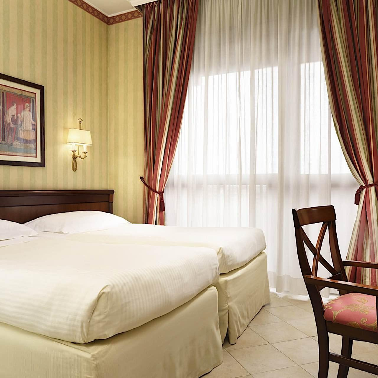 Executive Room | Contessa Jolanda Hotel & Residence Milano
