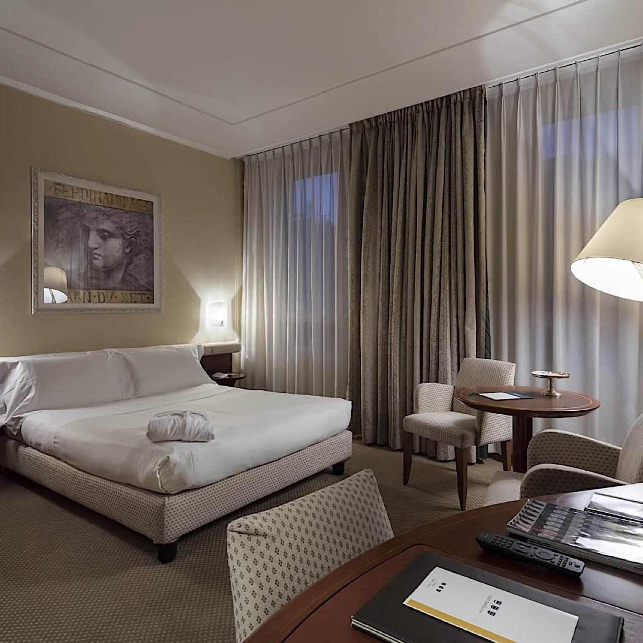 Executive Room | Cusani Milano