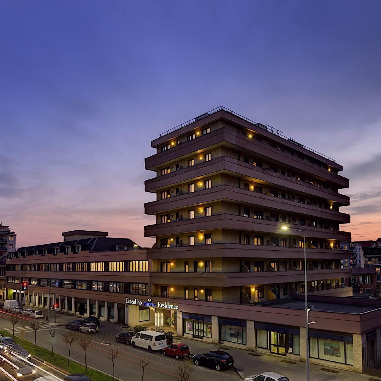 Exterior | Linea Uno Hotel & Residence Milano