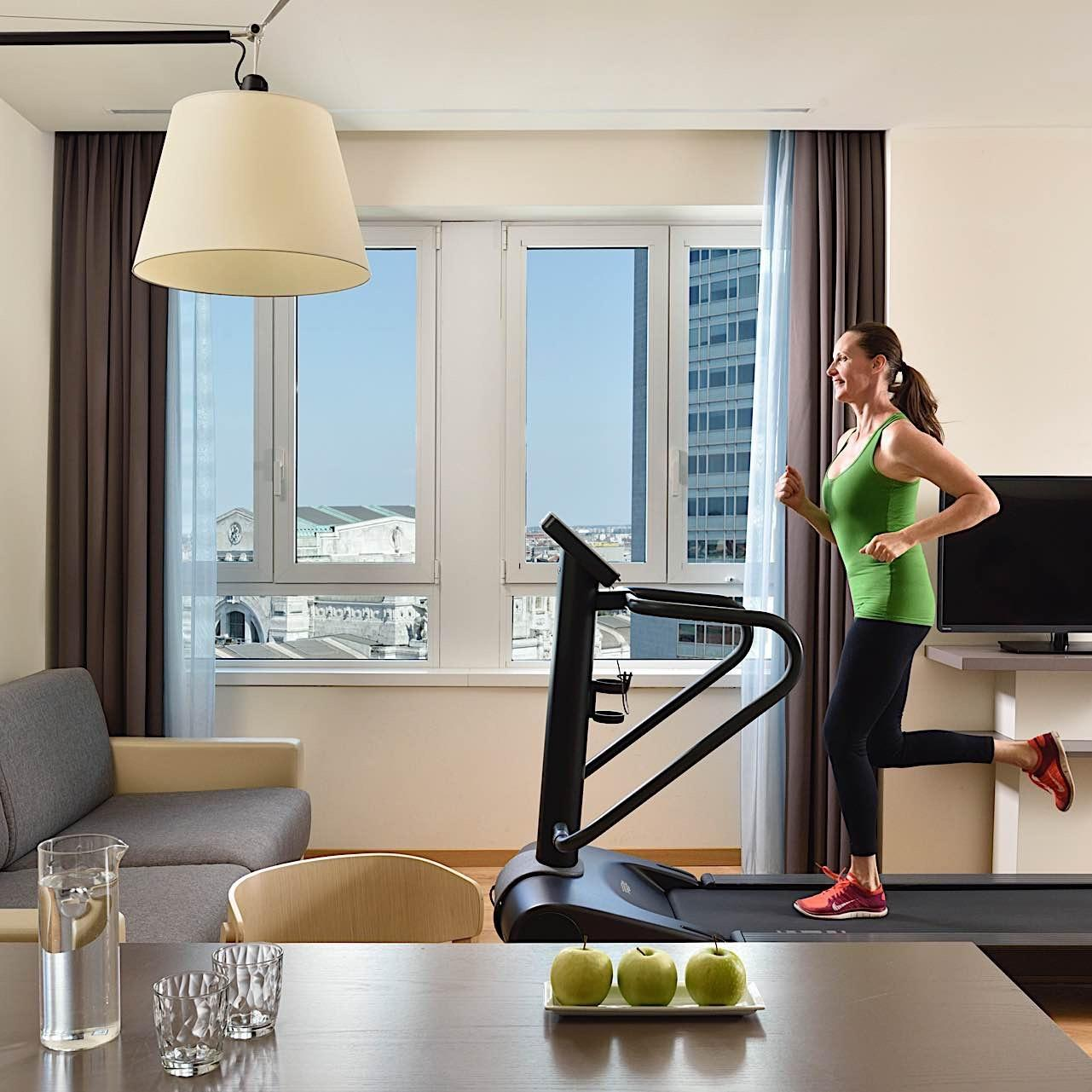 Fitness Room | Century Milano