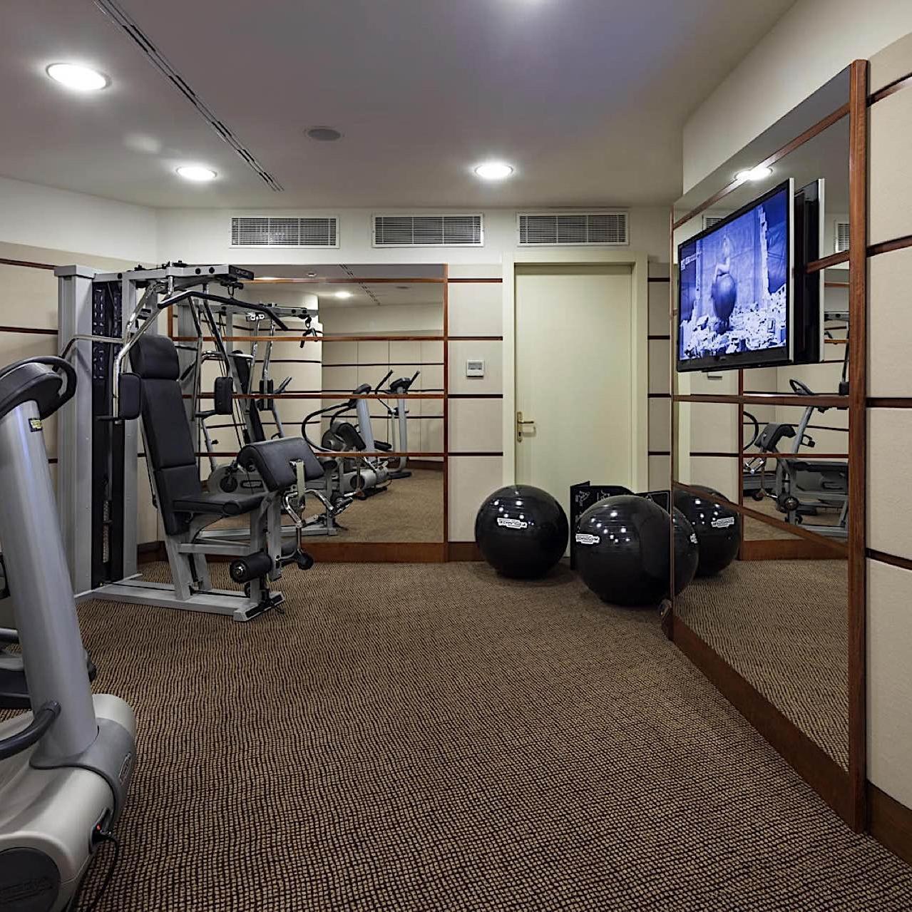 Fitness Room | Cusani Milano