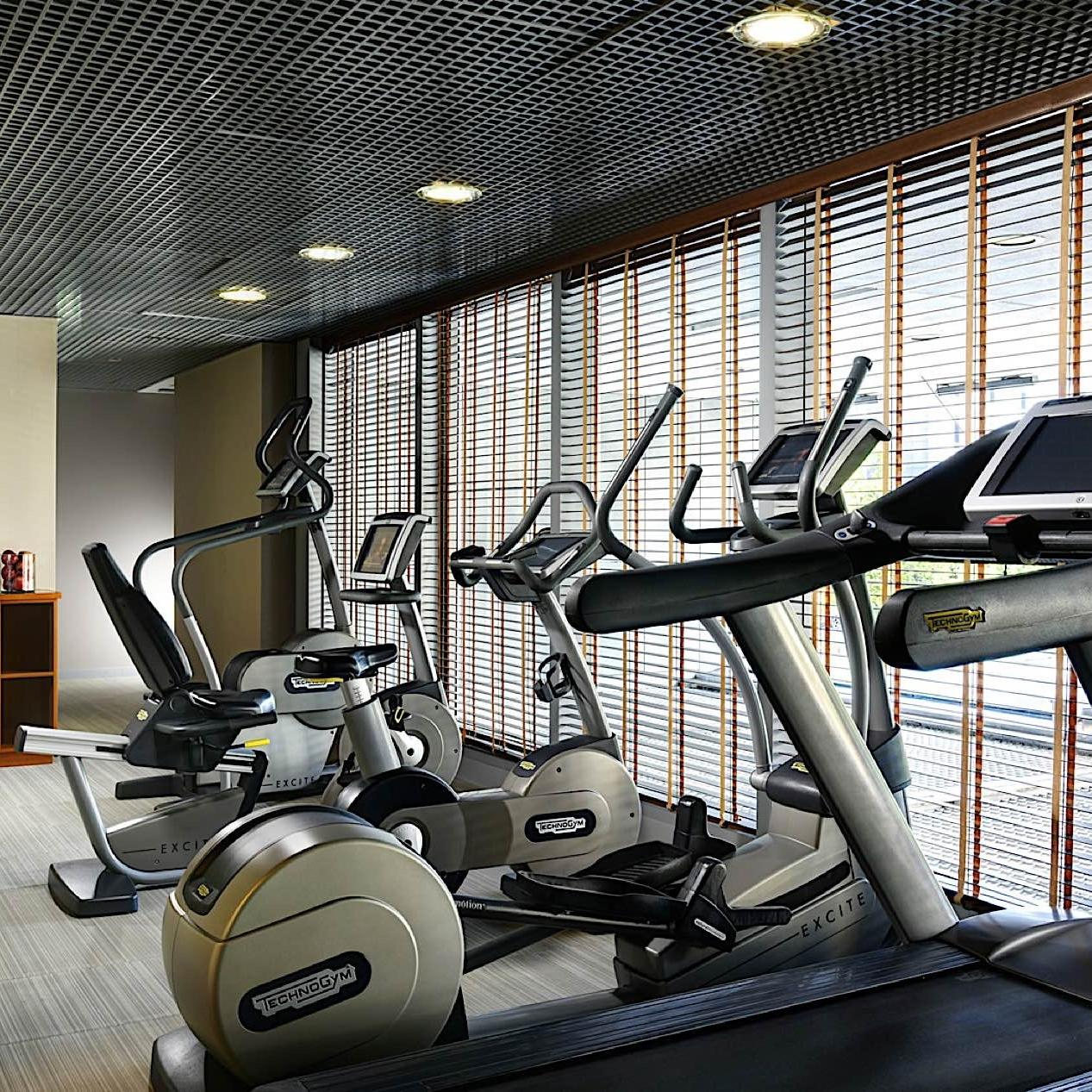 Fitness Room | The One Milano