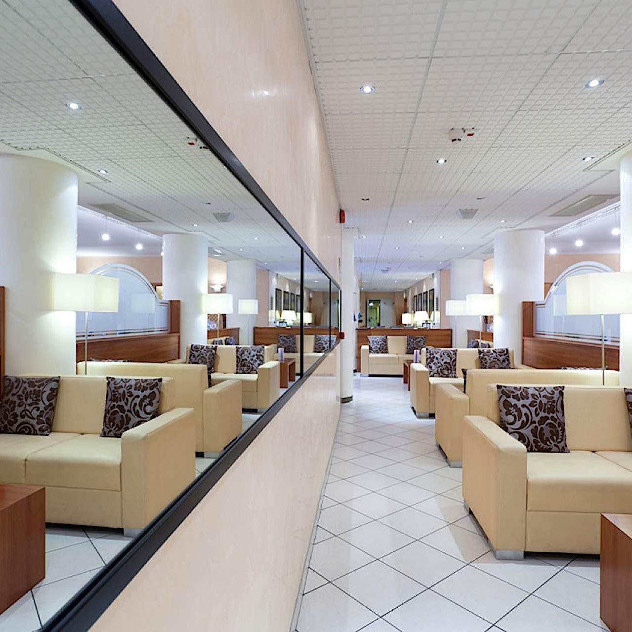 Hall | UNAWAY Hotel Occhiobello
