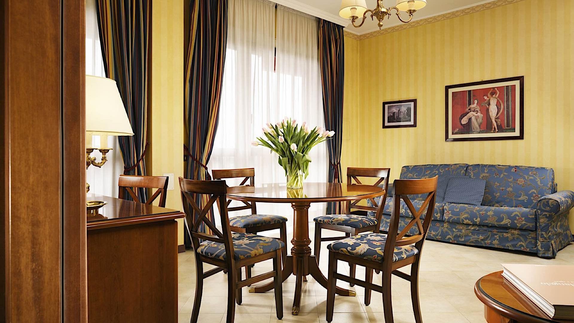 Suite Living | Contessa Jolanda Hotel & Residence Milano