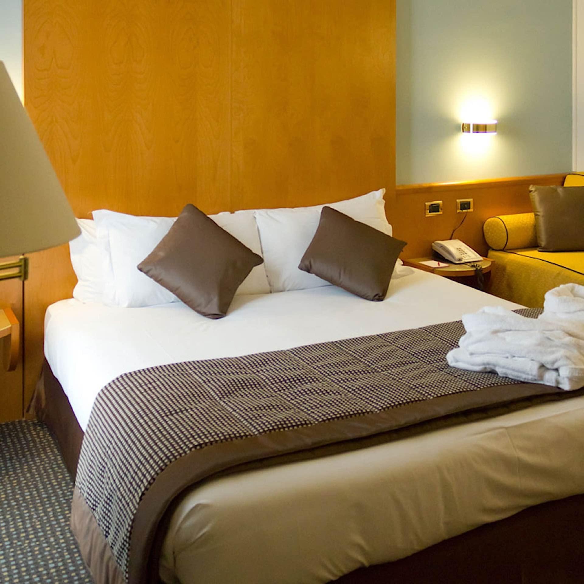 Room | UNAWAY Hotel Occhiobello