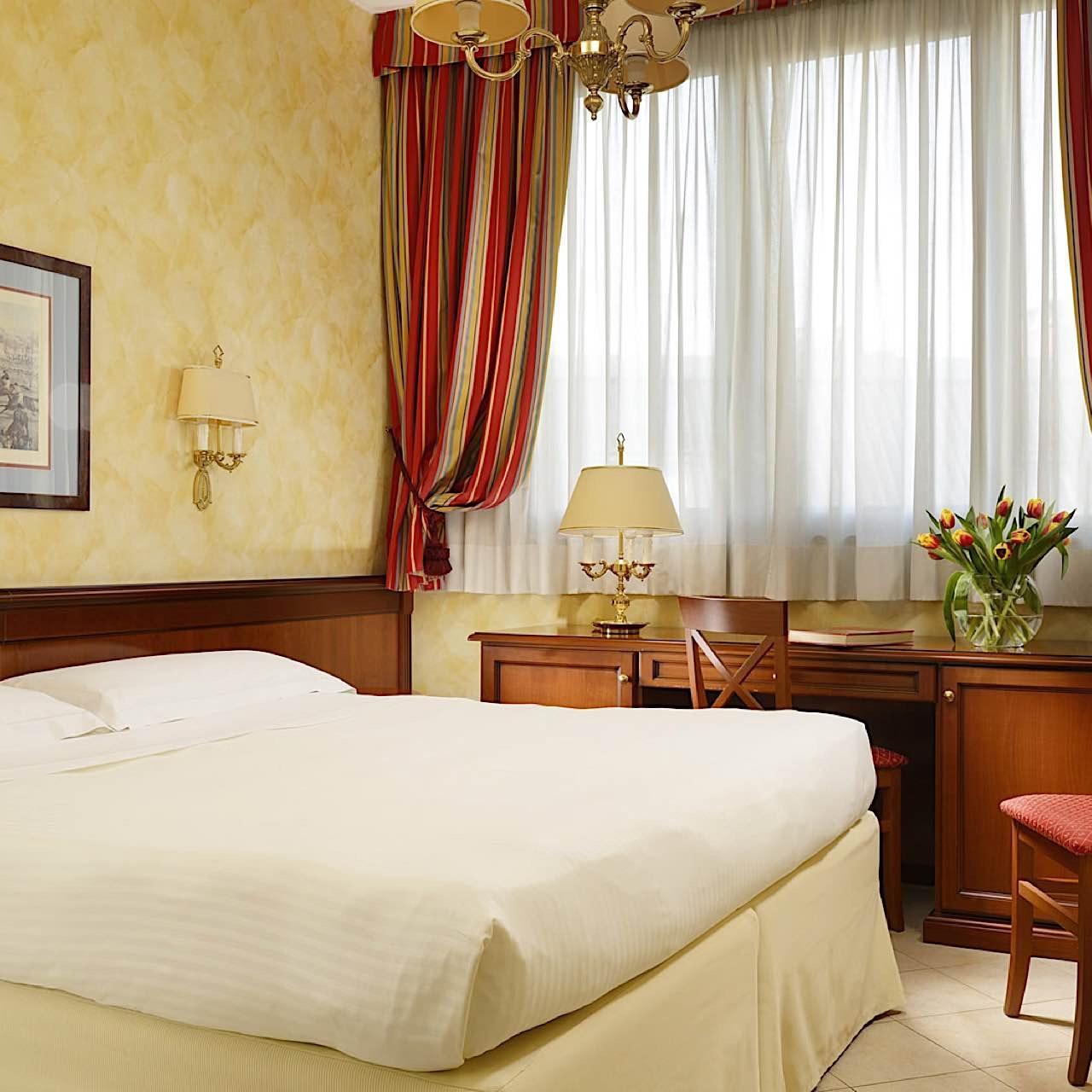 Double Bedroom | Linea Uno Hotel & Residence Milano