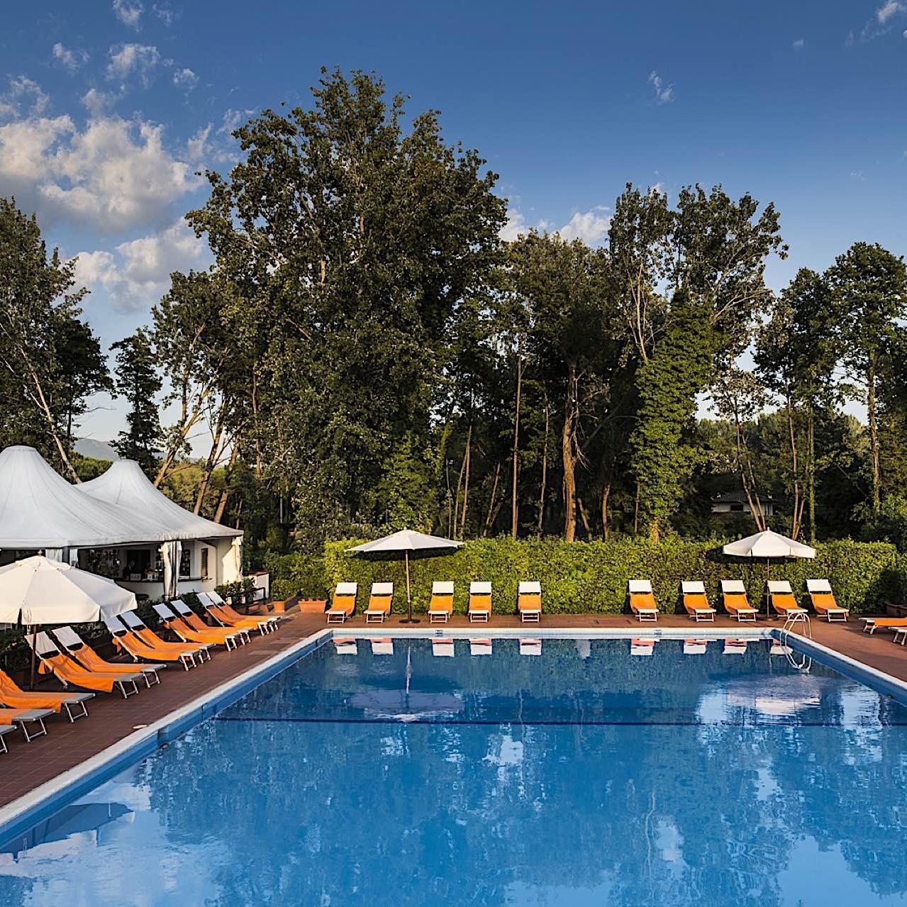 Pool | Hotel Forte Dei Marmi