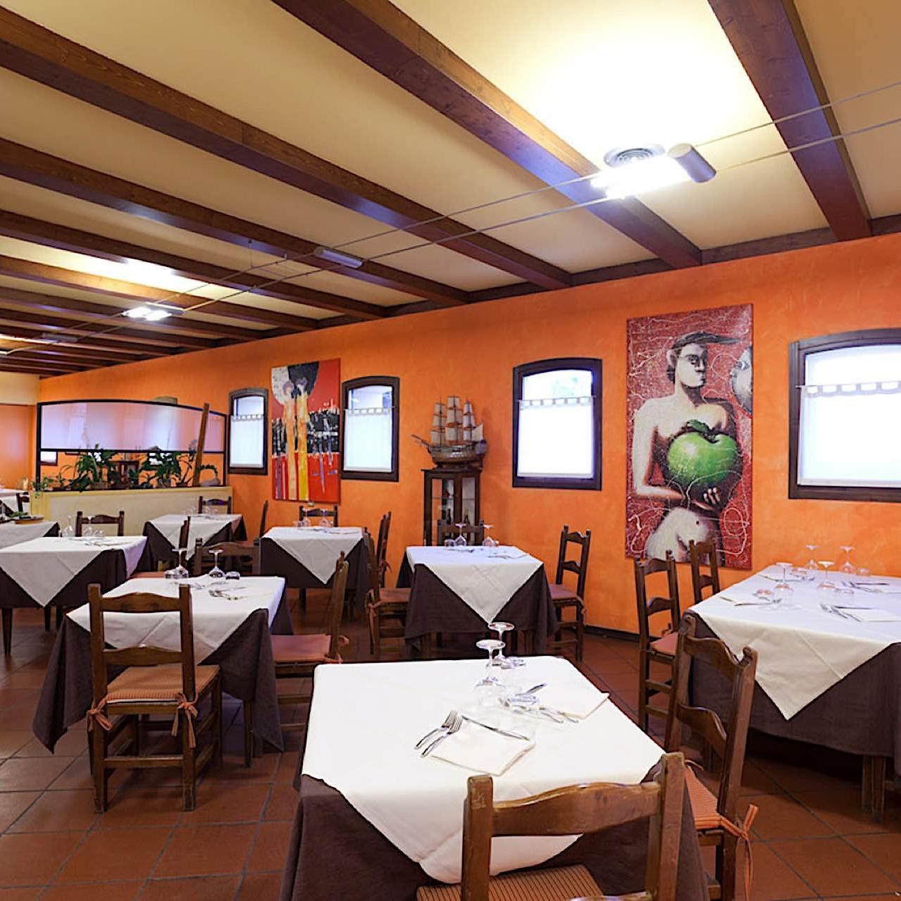 Restaurant | UNAWAY Hotel Occhiobello