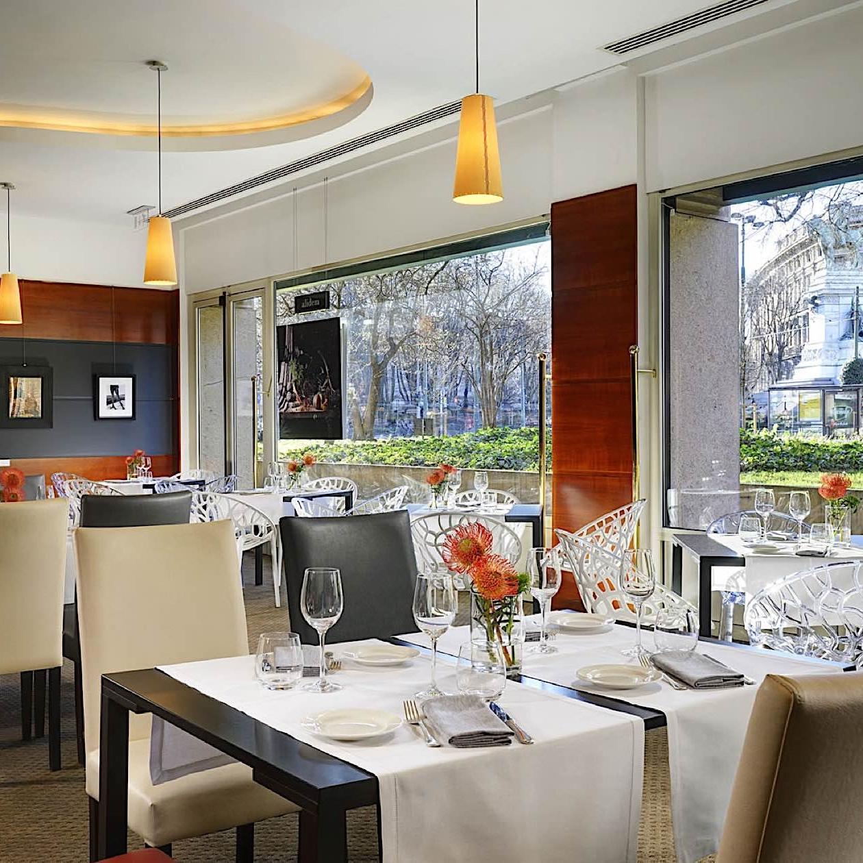 Restaurant | Cusani Milano
