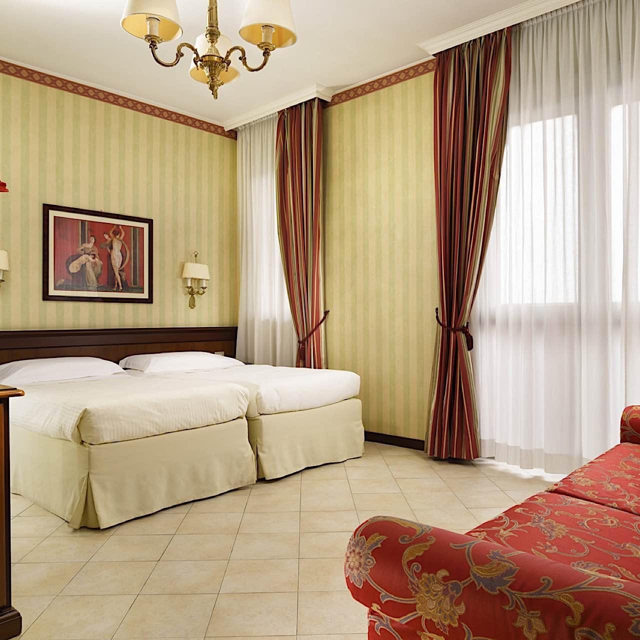 Superior Room | Contessa Jolanda Hotel & Residence Milano