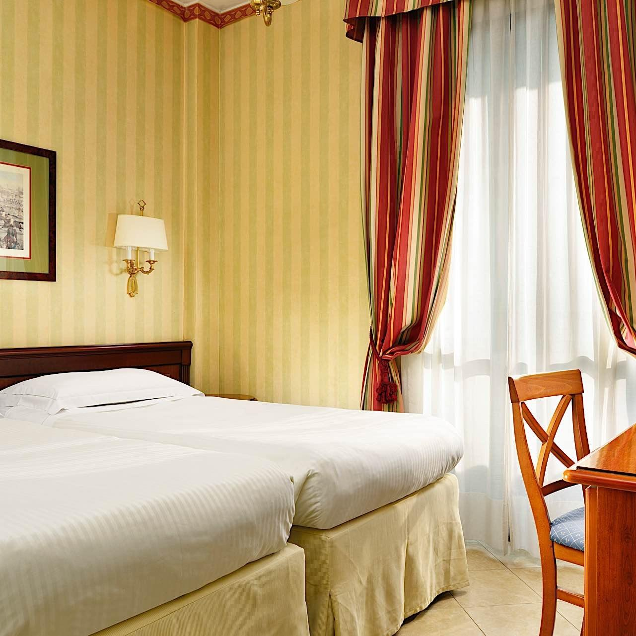 Double Room | Linea Uno Hotel & Residence Milano