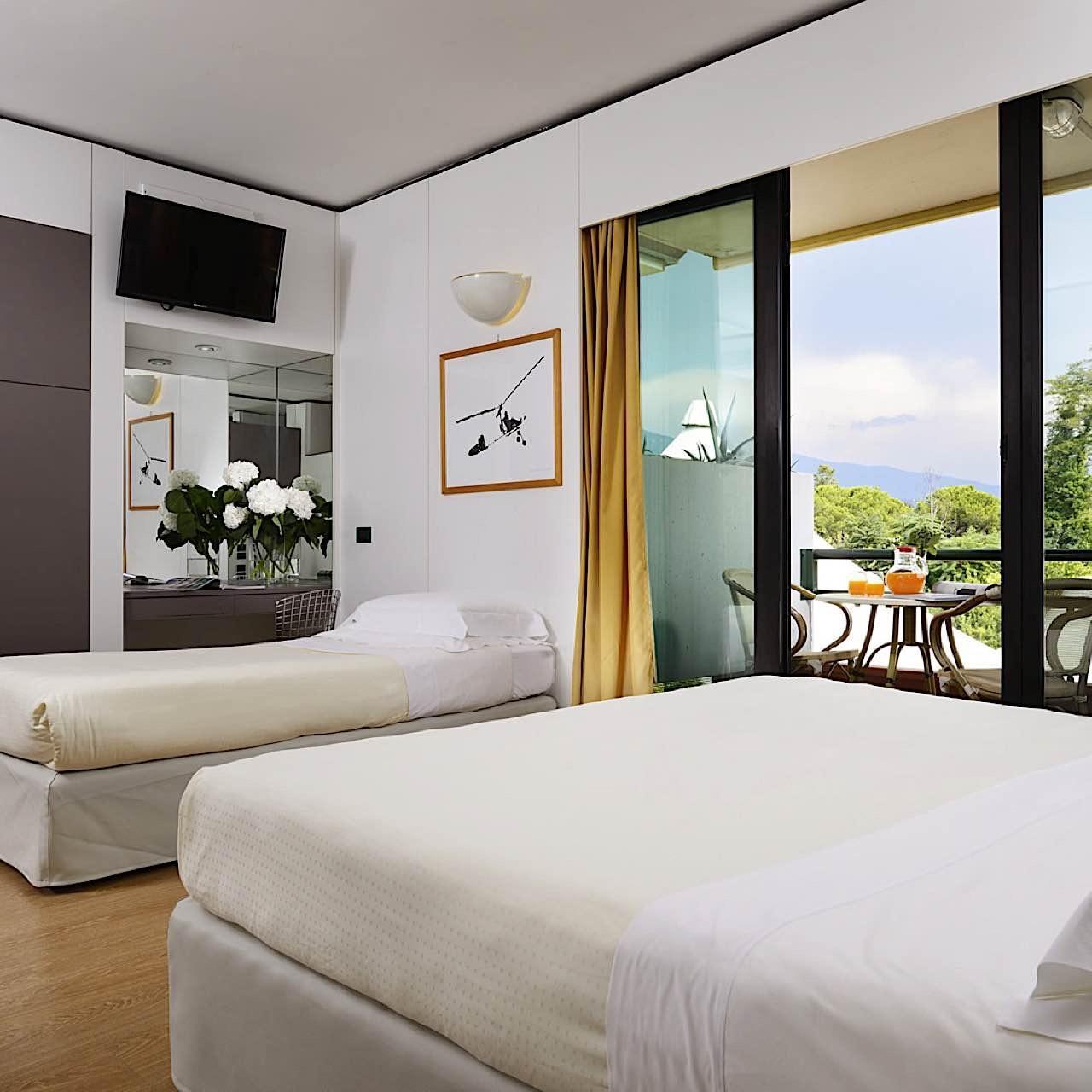 Triple Room | Hotel Forte Dei Marmi