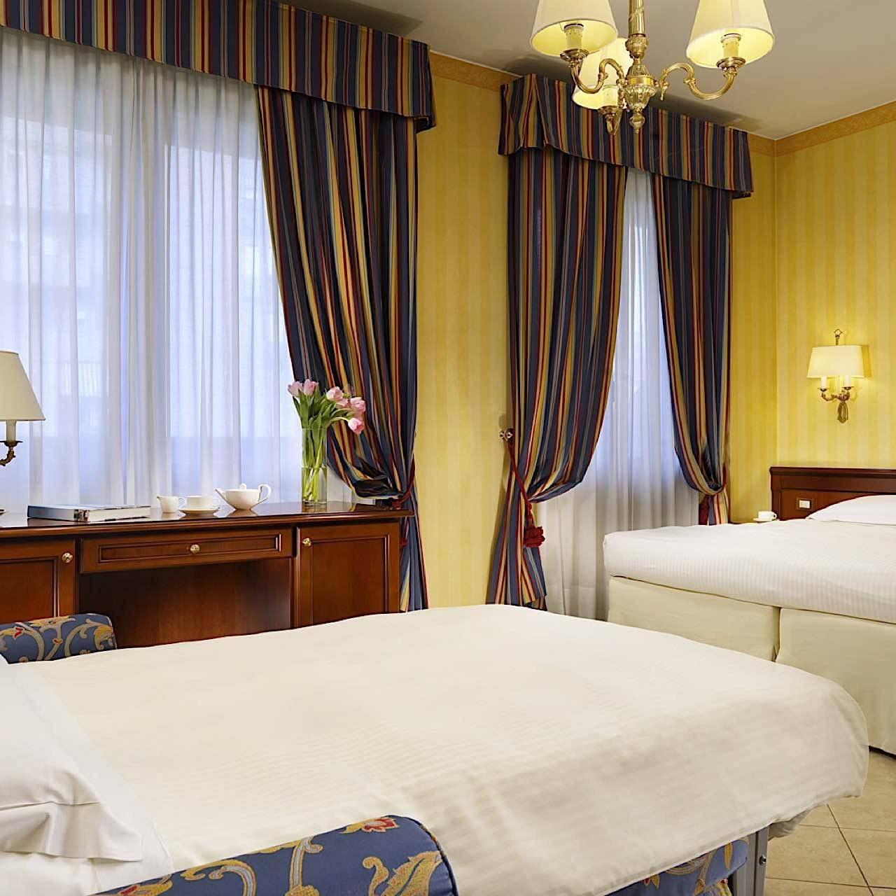 Triple room | Linea Uno Hotel & Residence Milano