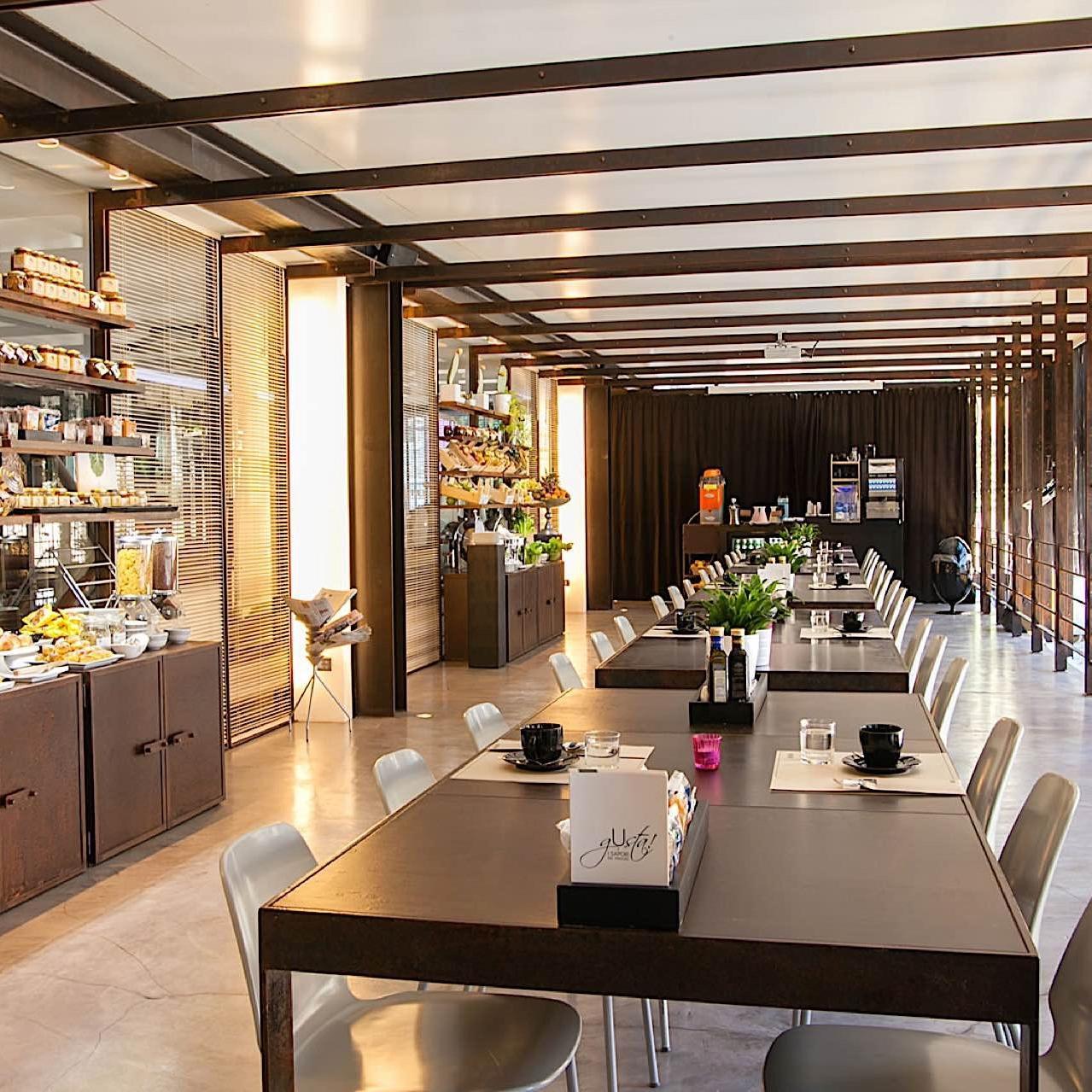 Breakfast room | One Siracusa