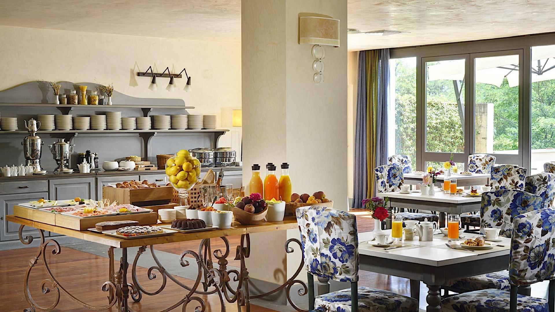 Breakfast Room | Poggio dei Medici Toscana