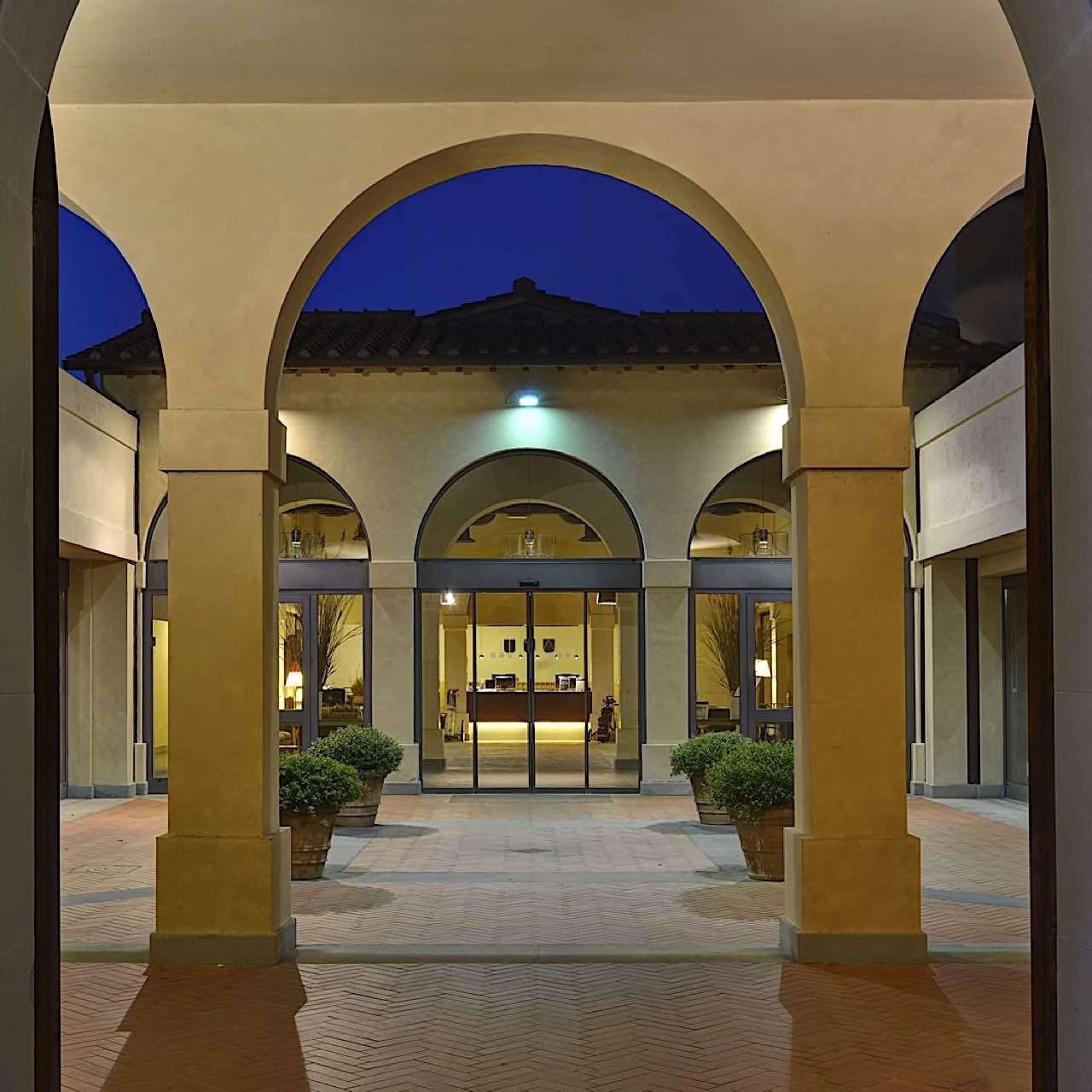 Entrance | Poggio dei Medici Toscana