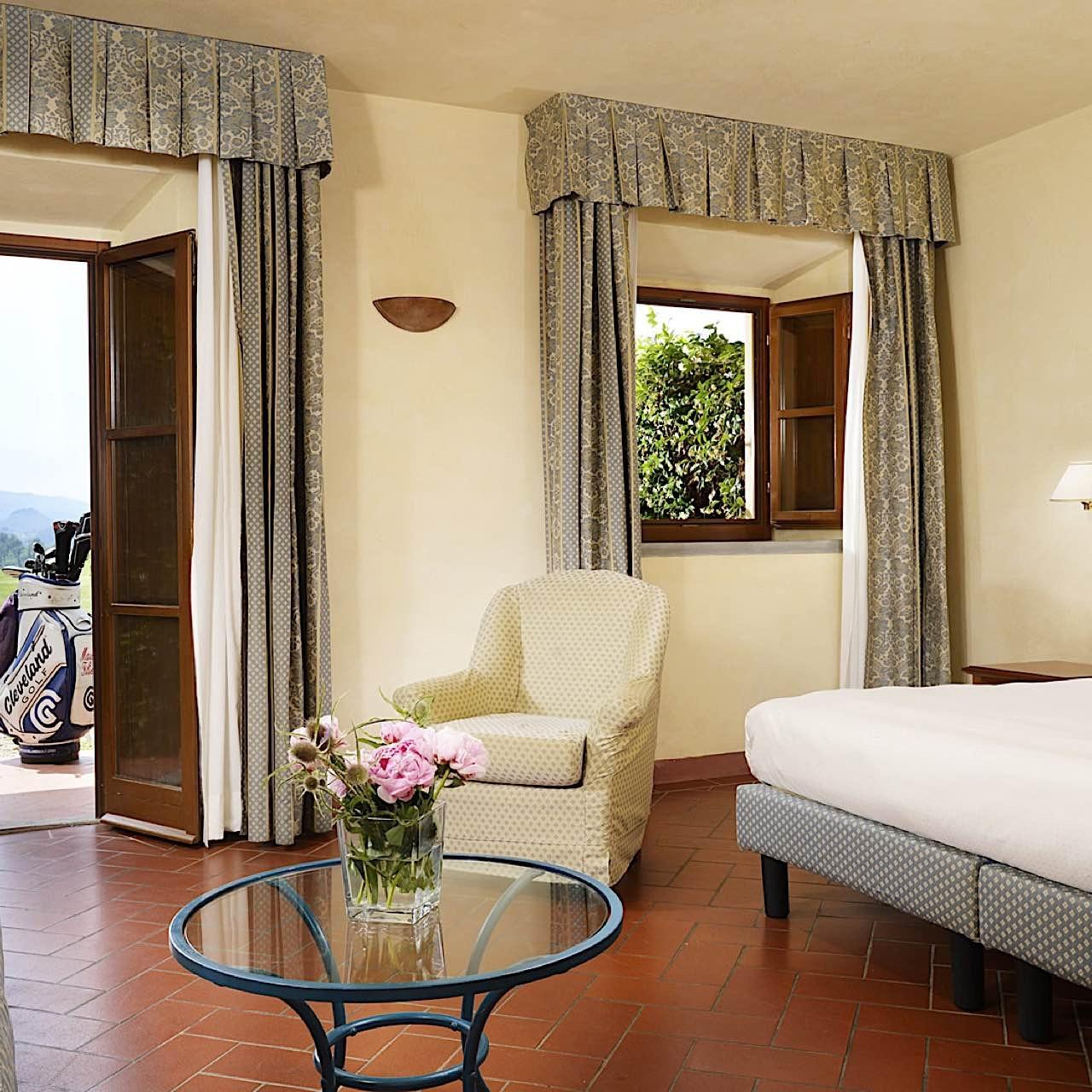 Executive Room | Poggio dei Medici Toscana