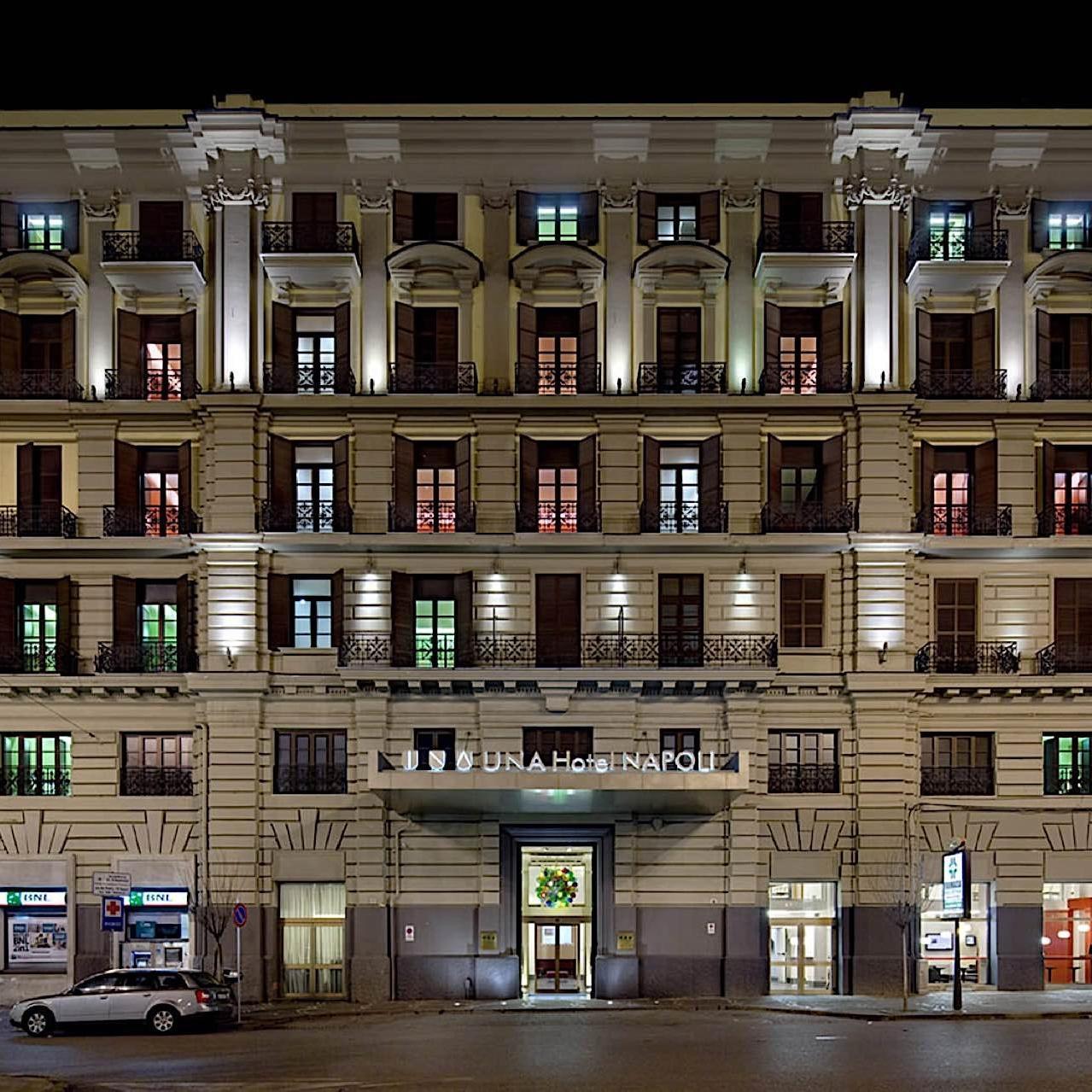 Exterior   Napoli
