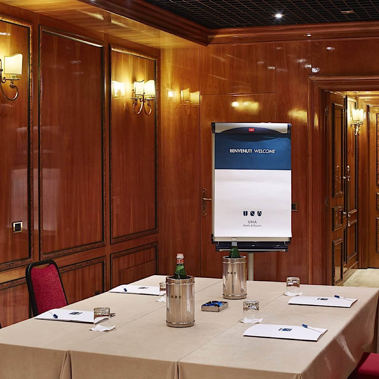 Finlandia Meeting Room | Scandinavia Milano