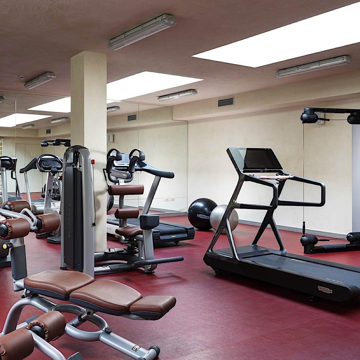 Fitness Room | Poggio dei Medici Toscana
