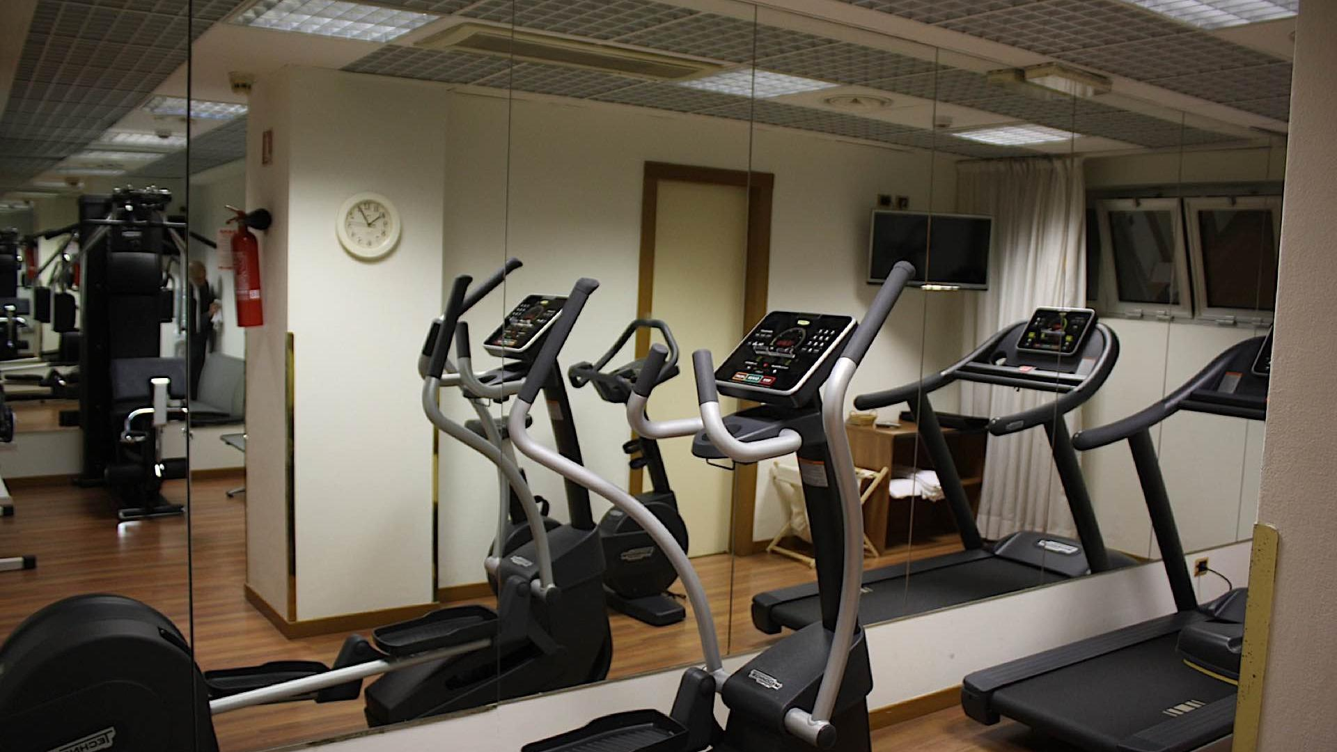 Fitness Room | Scandinavia Milano