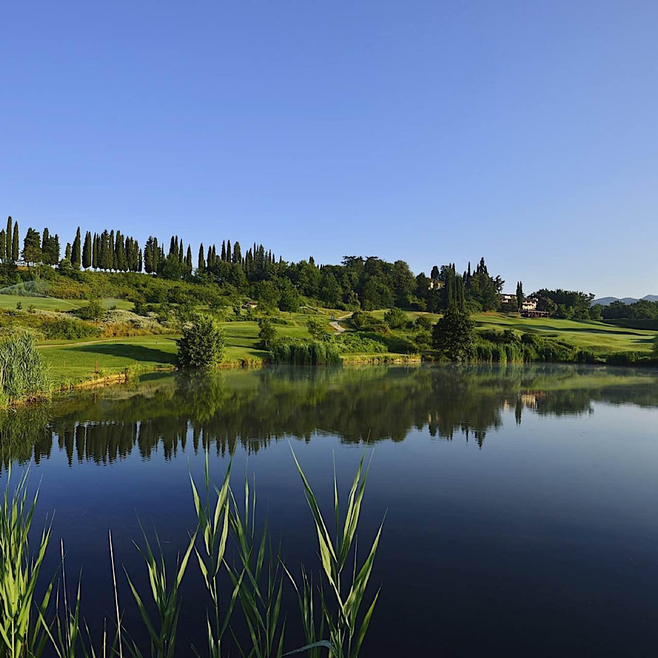 Golf Lake | Poggio dei Medici Toscana