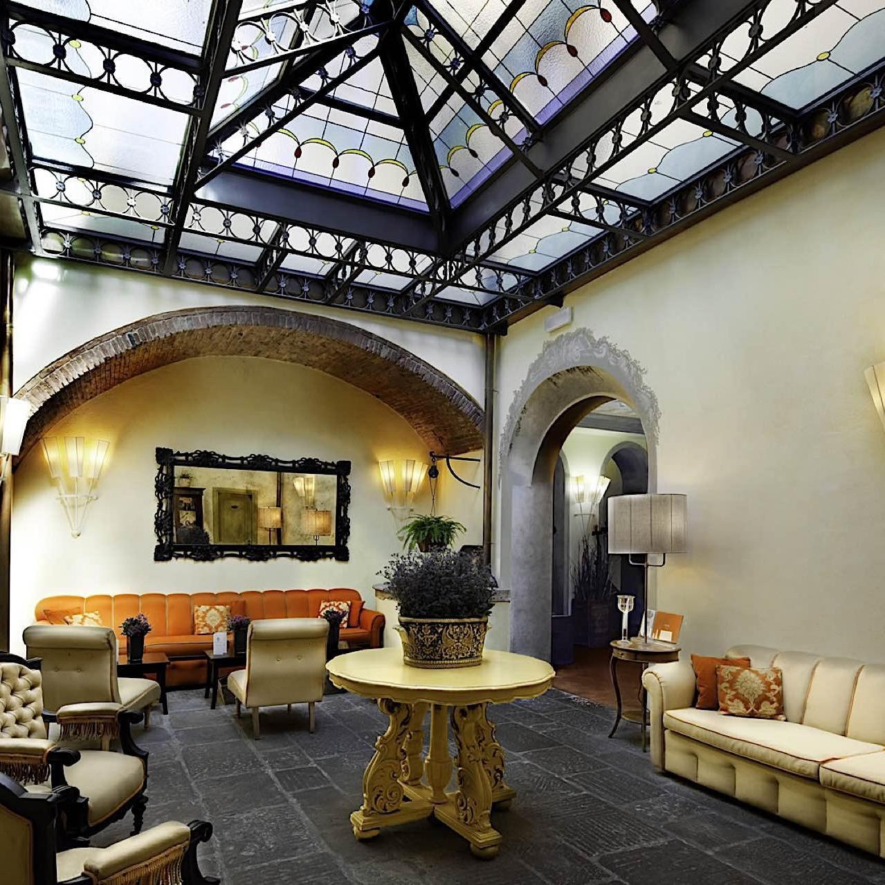 Hall | Palazzo Mannaioni Toscana