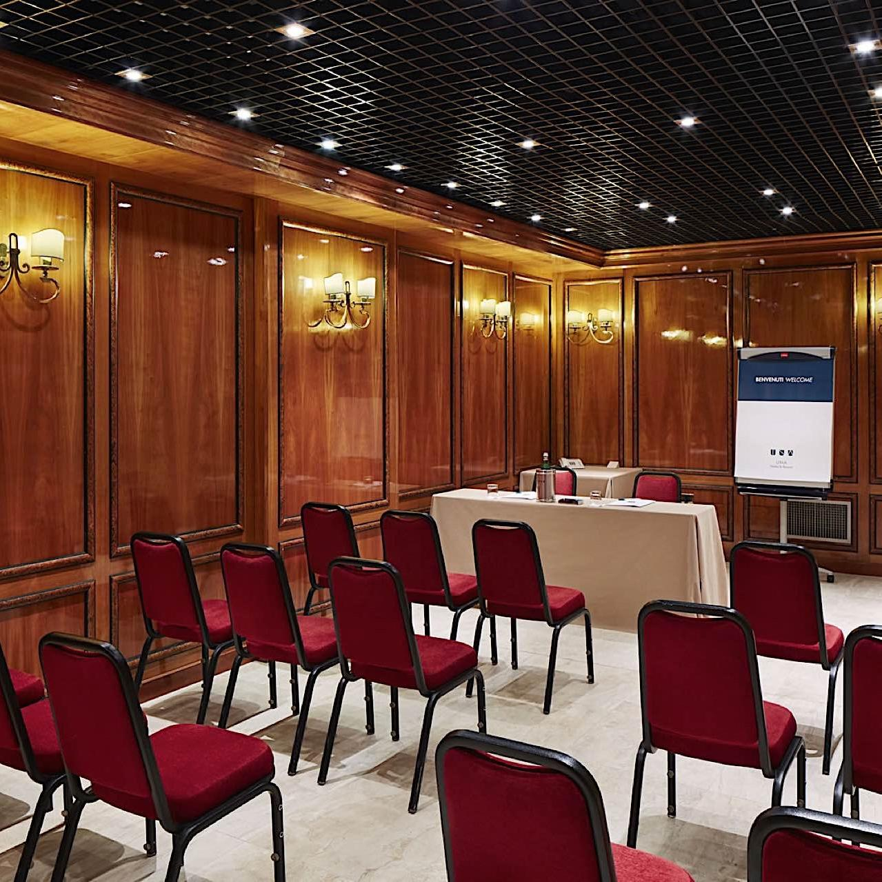 Islanda Meeting Room | Scandinavia Milano