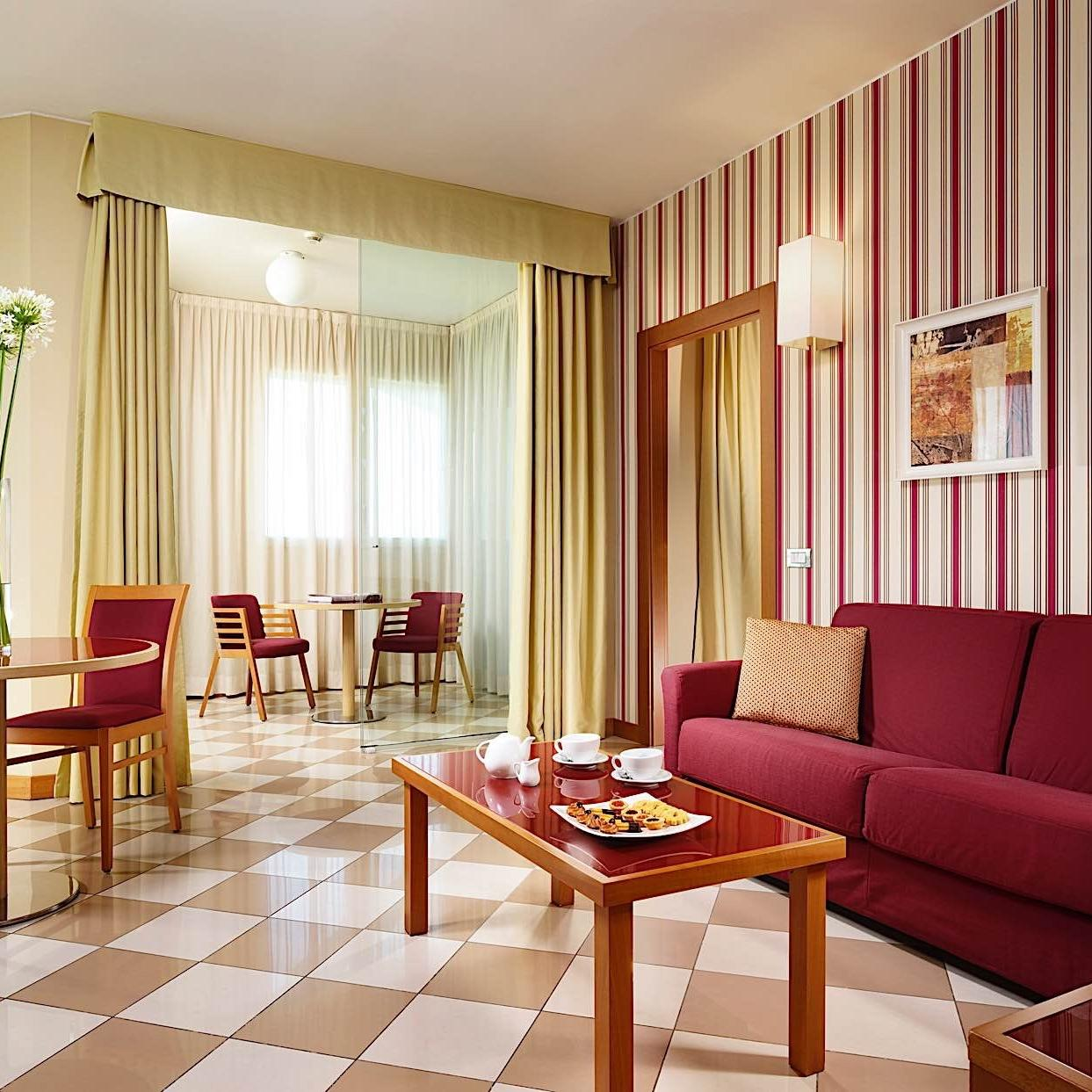 Living Room   The One Milano