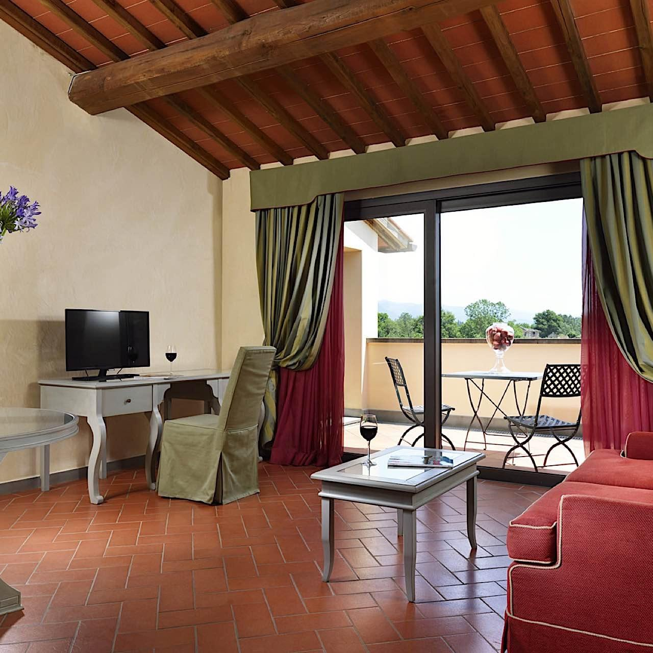 Living Suite | Poggio dei Medici Toscana