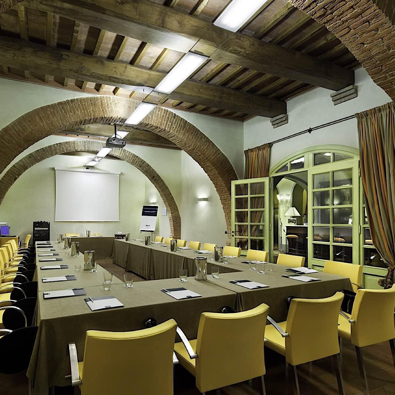 Meeting Room | Palazzo Mannaioni Toscana