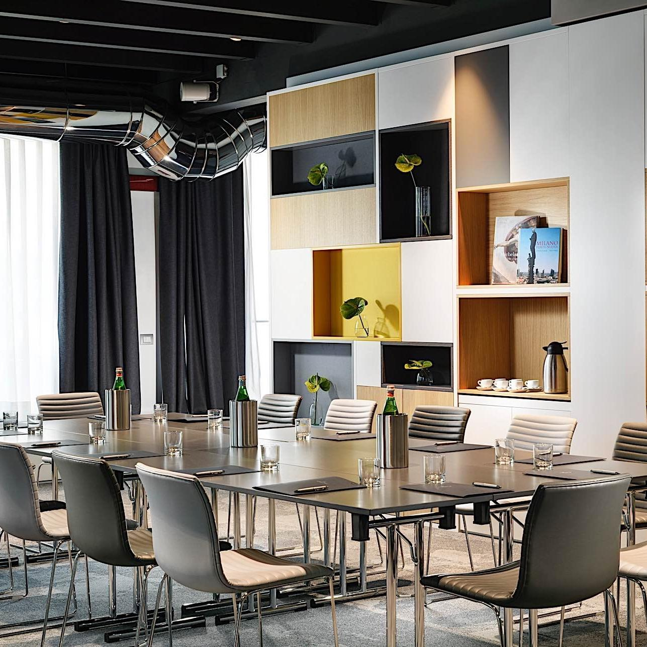 Meeting Room | The One Milano