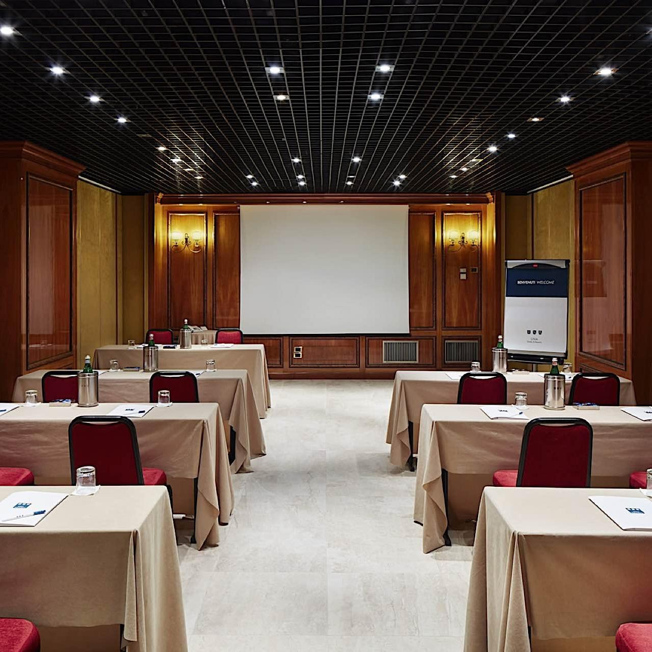 Norvegia Meeting Room | Scandinavia Milano