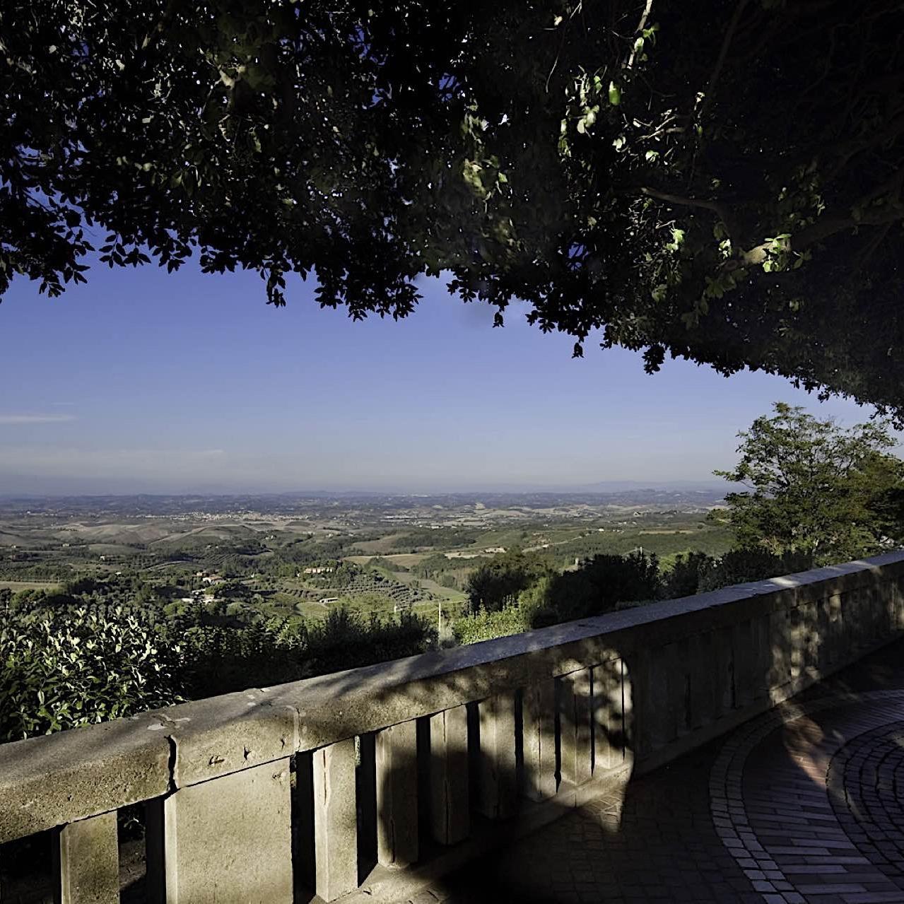 Panorama | Palazzo Mannaioni Toscana