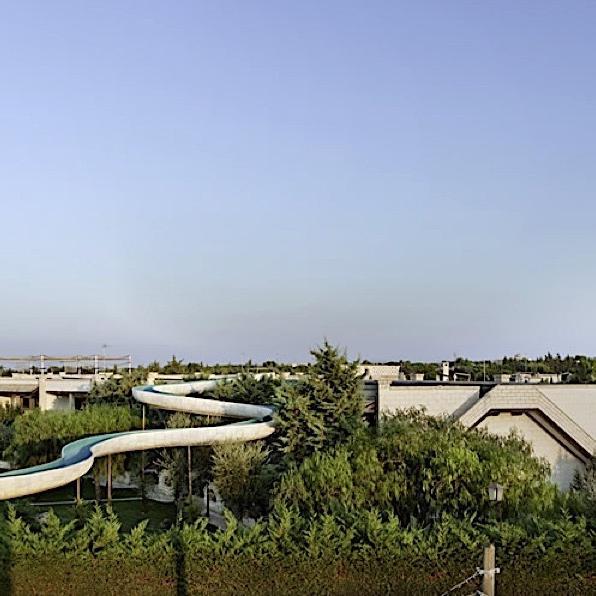 Panoramic View   Regina Bari