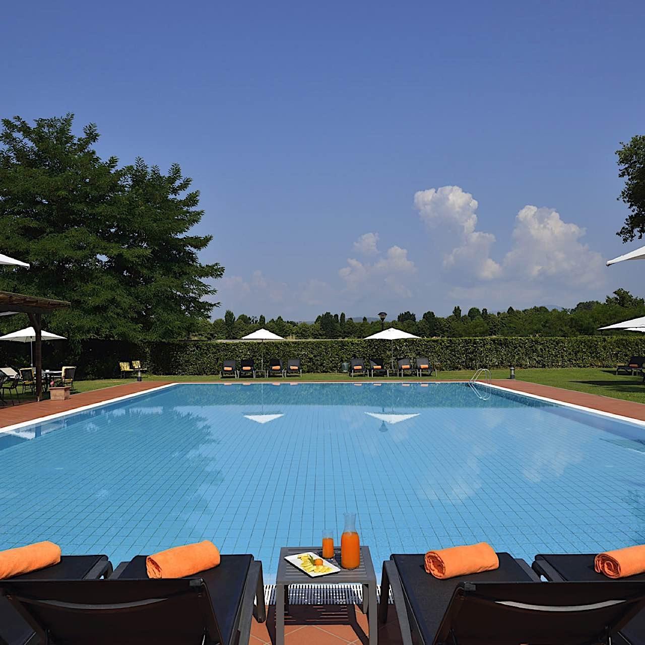 Pool | Poggio dei Medici Toscana