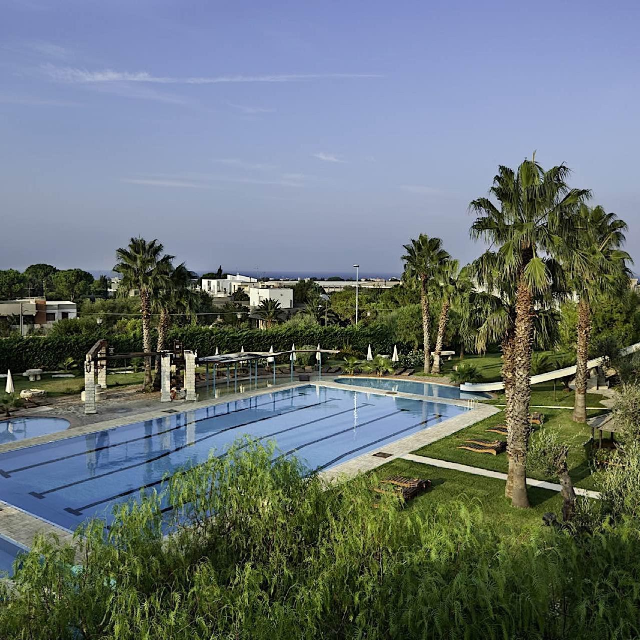 Pool View   Regina Bari