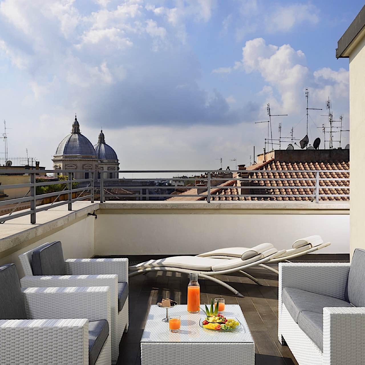 Roof   Decò Roma