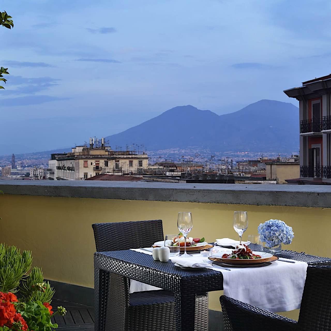Roof   Napoli