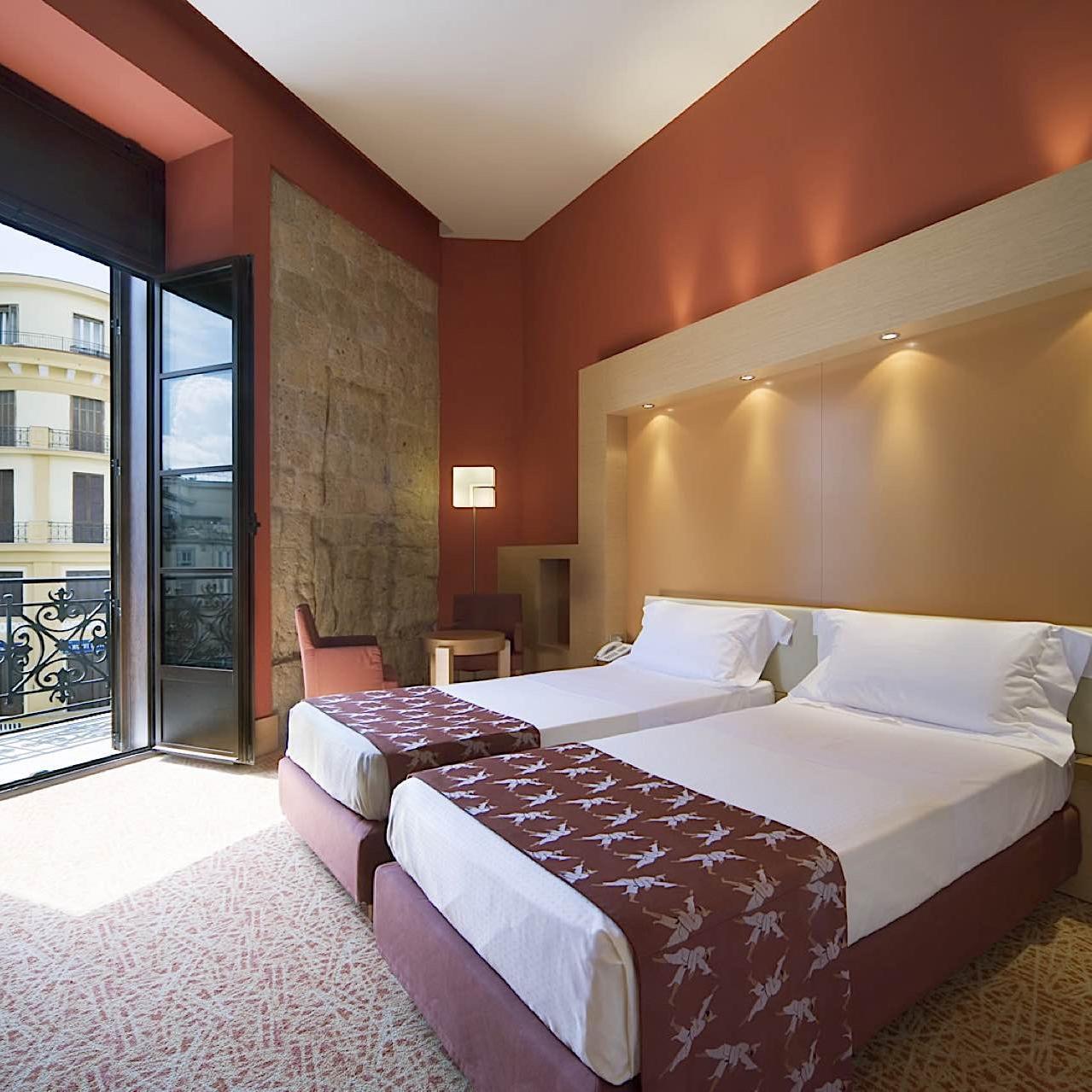 Superior Room | Napoli