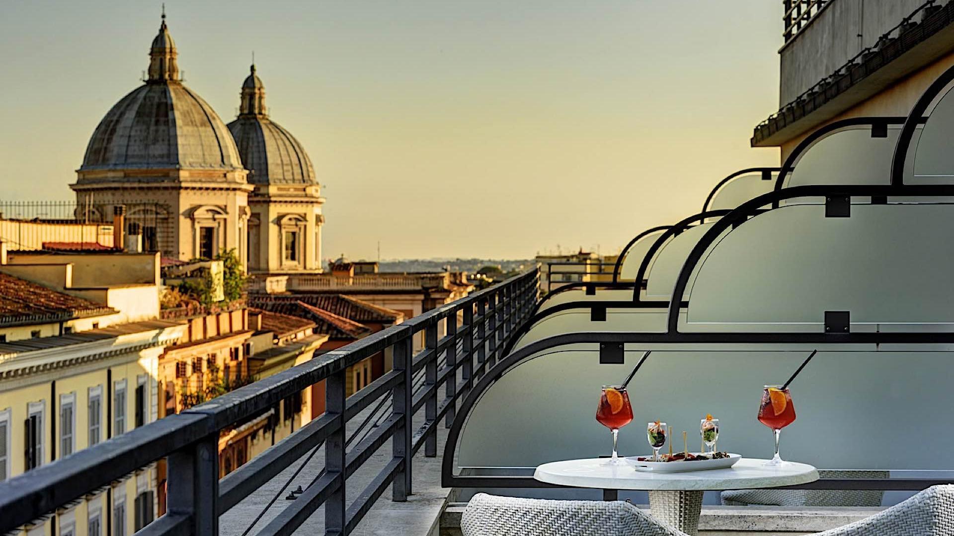 Terrace   Decò Roma