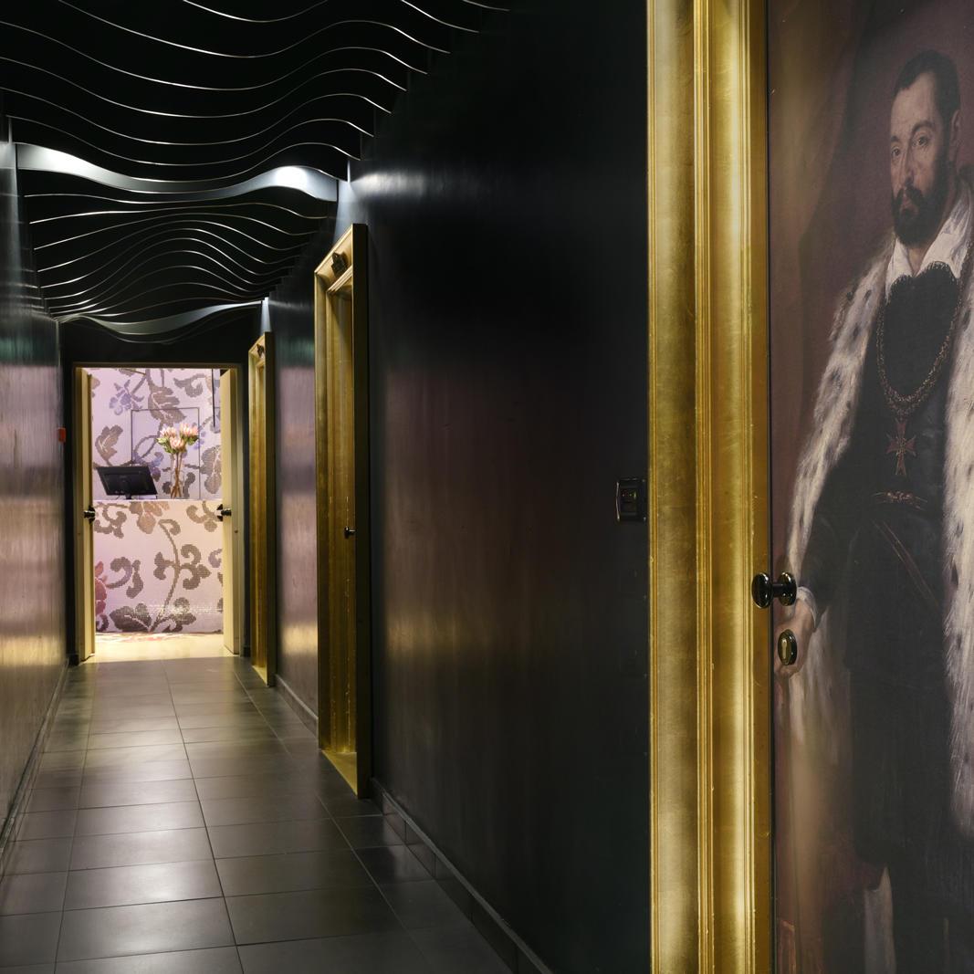 Corridor | Vittoria Firenze